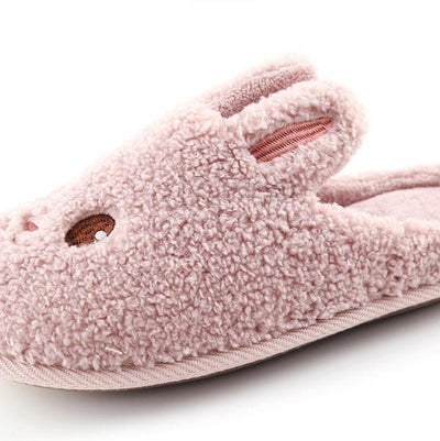 Chaussons Femme Lapin
