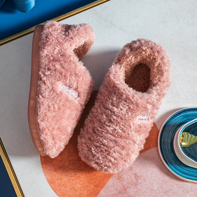 Chaussons Femme Peluche