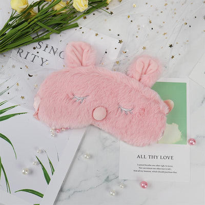 Masque Lapin Rose