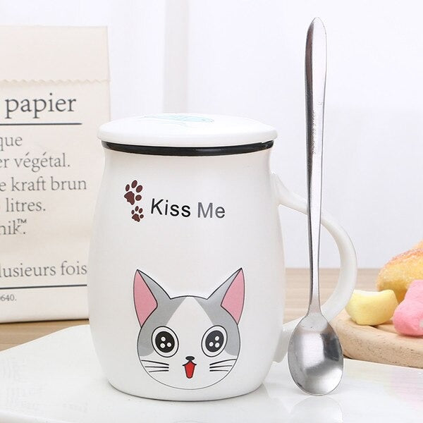 Mug Chat Kawaii