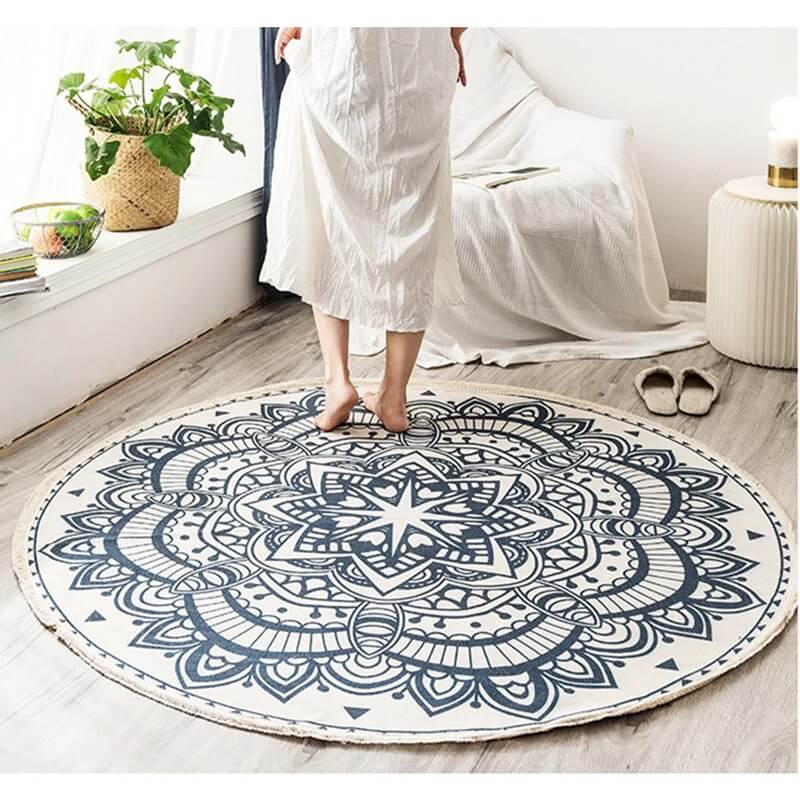 Tapis Rond Cosy