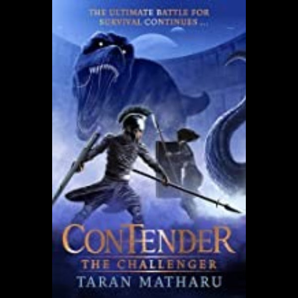 Contender  (Book 2) The Challenger