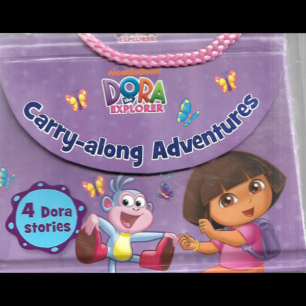 Dora the Explorer Carry Along Adventures