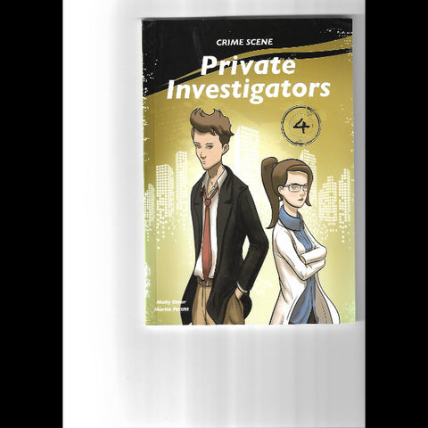 PRIVATE INVESTIGATORS 4 + CD