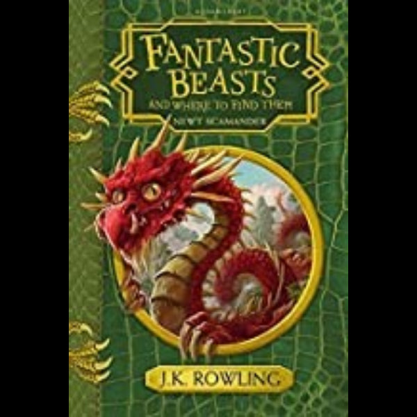 FANTASTIC BEASTS AND WHER