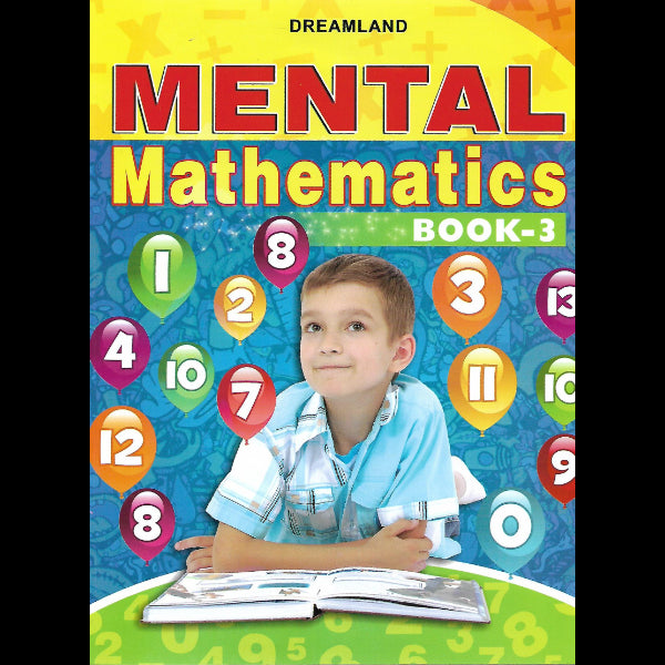 Mental Mathematics Book 3