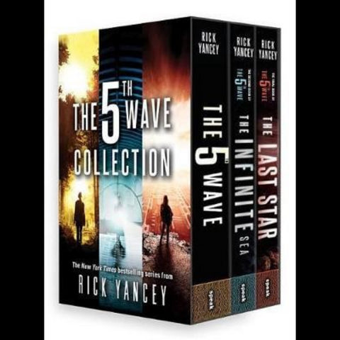 5TH WAVE COLLECTION 3C BOX SET