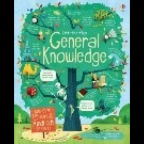 LIFT THE FLAP GENERAL KNOWLEDGE