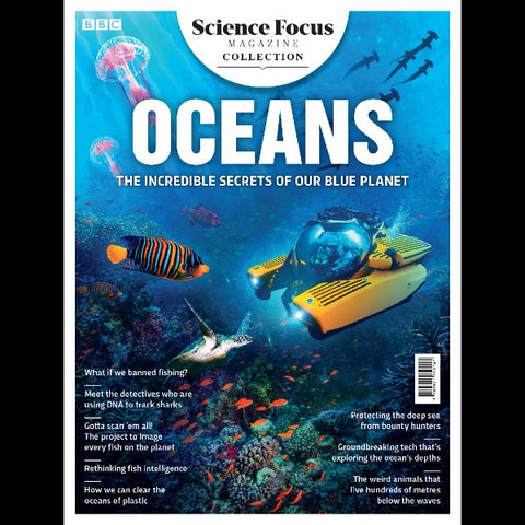 Oceans   The Incredible Secrets of Our Blue Planet