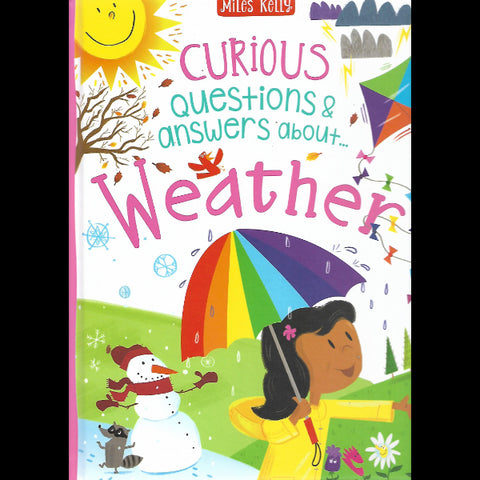 CURIOUS QUESTIONS AND ANSWERS ABOUT WEATHER