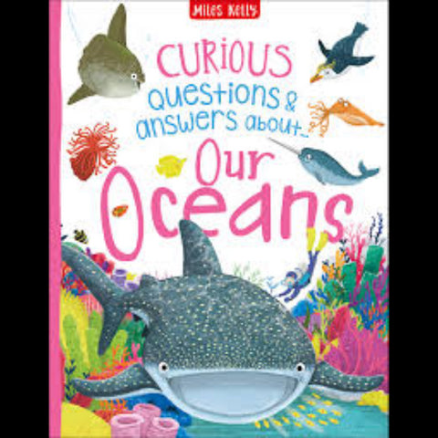 CURIOUS QUESTIONS AND ANSWERS ABOUT OUR OCEANS