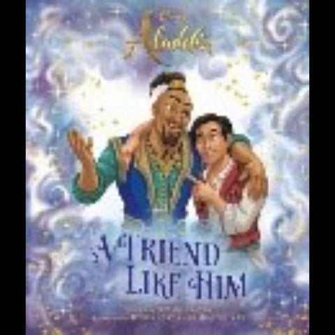 Aladdin Live Action  A Friend Like Him