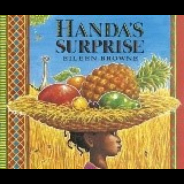 HANDA SURPRISE BOARD BOOK