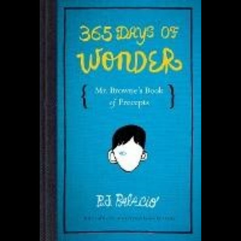 365 DAYS OF WONDER (EXP)