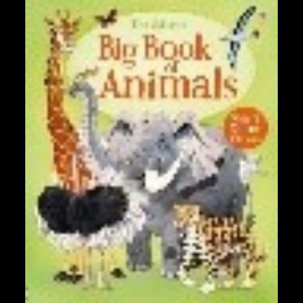 Big Book of Big Animals