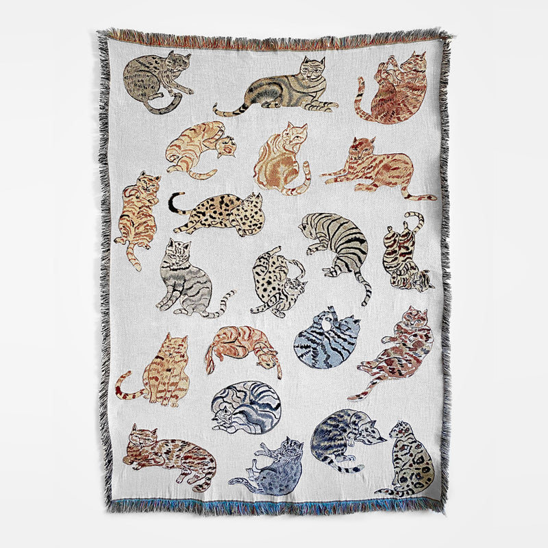 Chill Cats Blanket