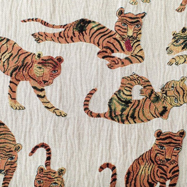 Playful Tigers Blanket