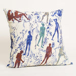 Silhouettes I Pillow-Olivia Wendel