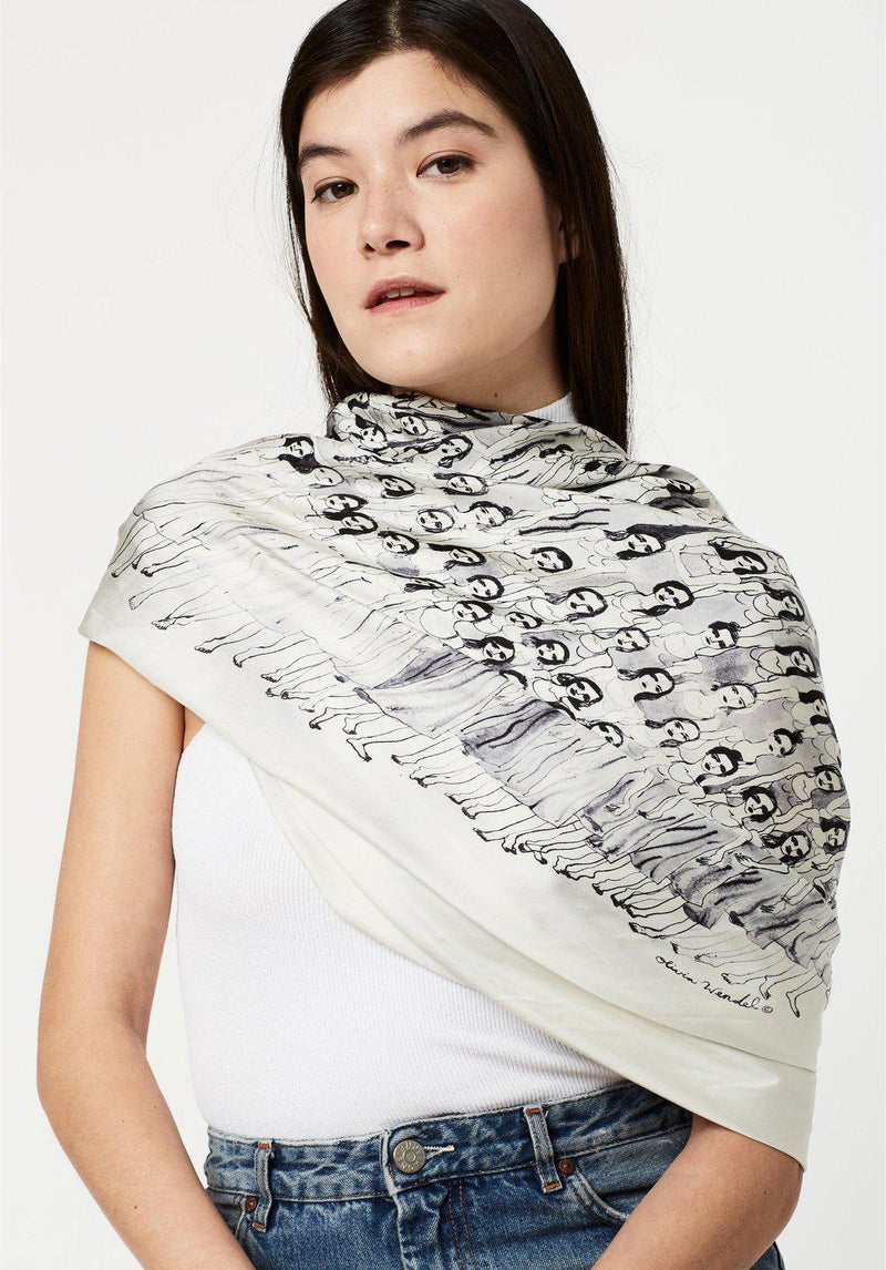 The Performance Scarf-Olivia Wendel