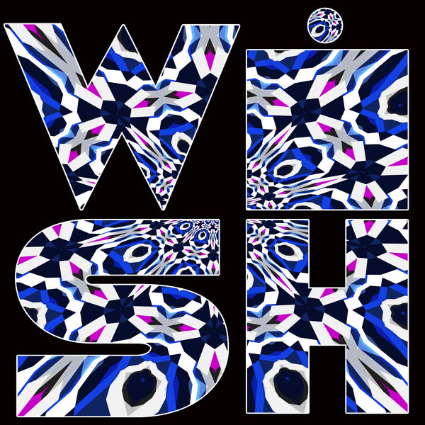 Ode to Robert Indiana: WISH 2021 Versions 1 + 2