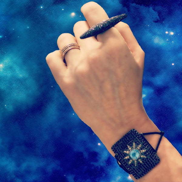 Black Diamond Power Ring