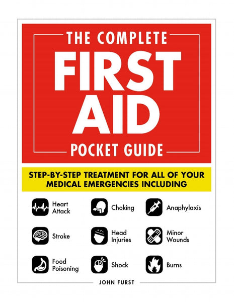 The Complete First Aid Pocket Guide