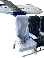 airplane seat covers sets with armrest