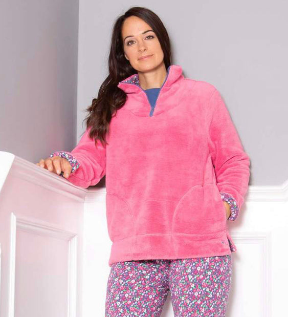 Kite Purbeck Fleece Rosy