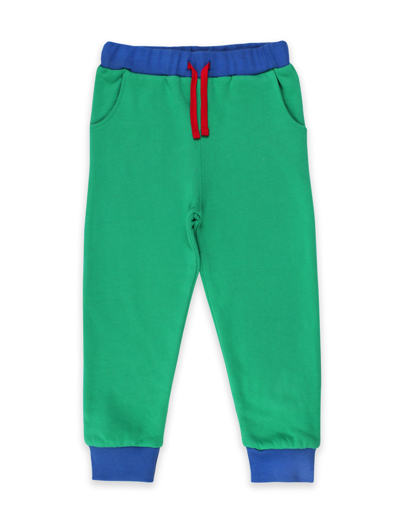Toby Tiger Organic Green Joggers