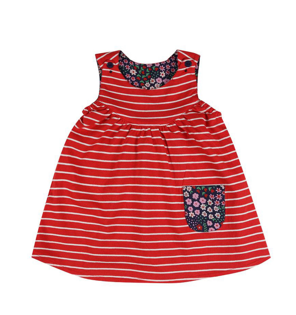 Lilly & Sid Reversible Pini Dress Set
