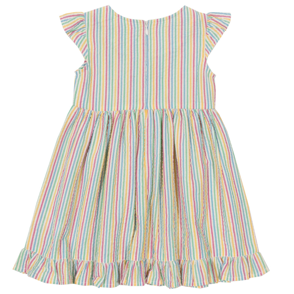Kite Seersucker Frill Dress