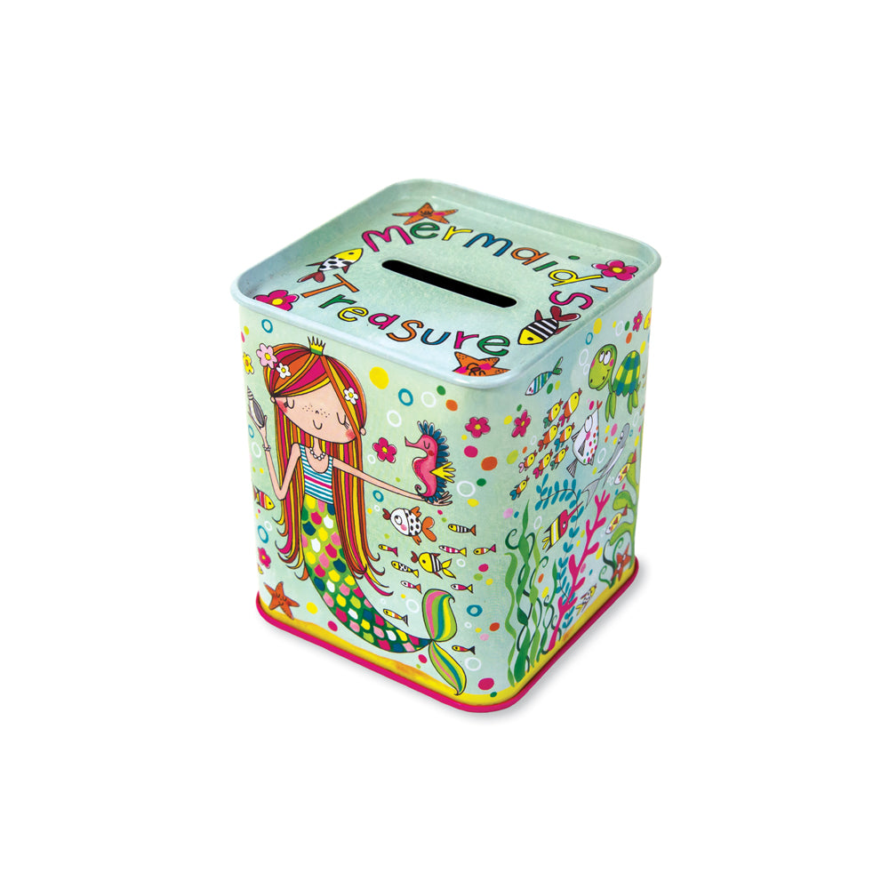 Money box - Mermaids Treasures