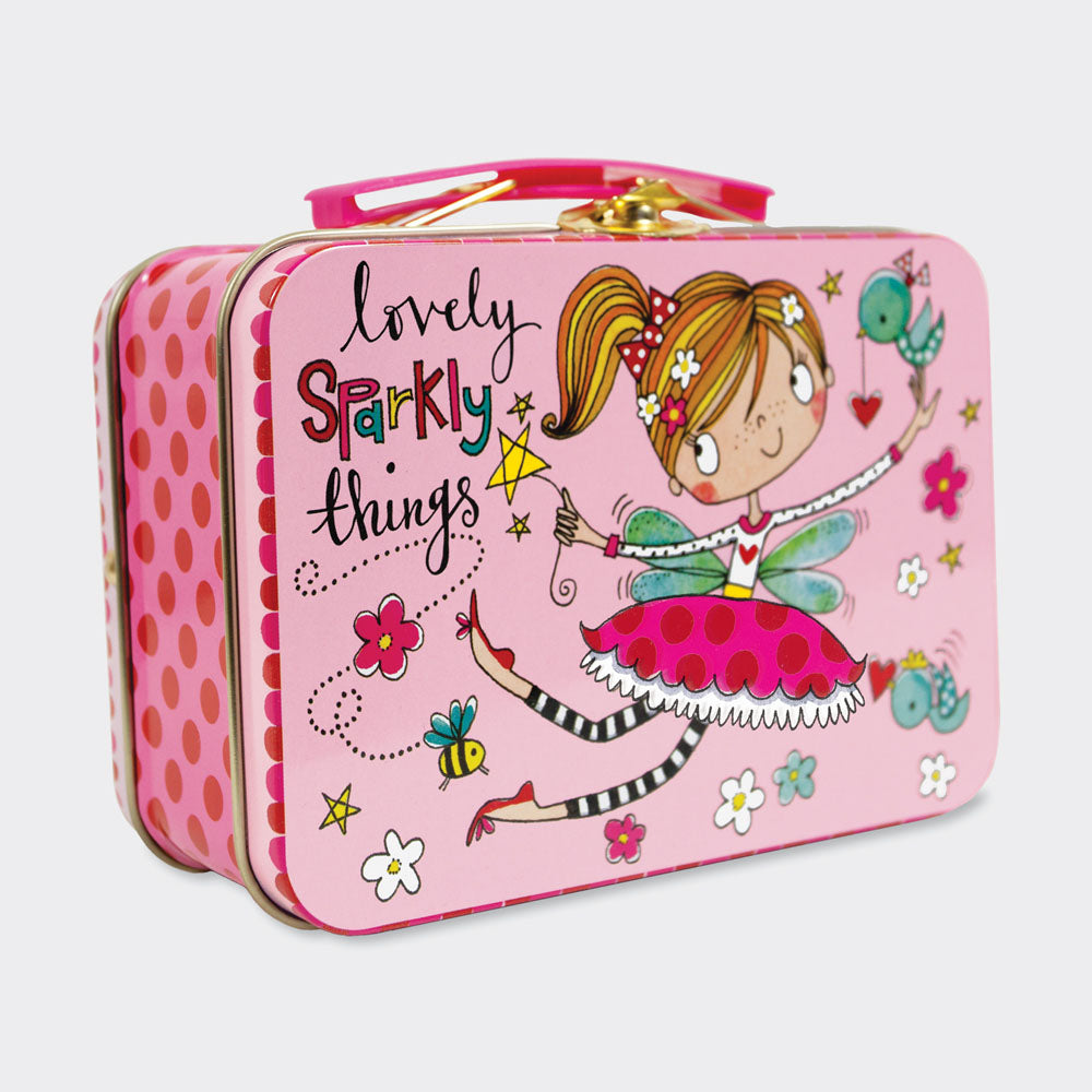 Mini Carry Cases - Lovely Sparkly Things Fairy
