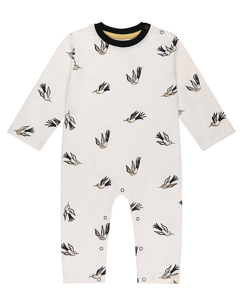Turtledove London Hummingbird Playsuit