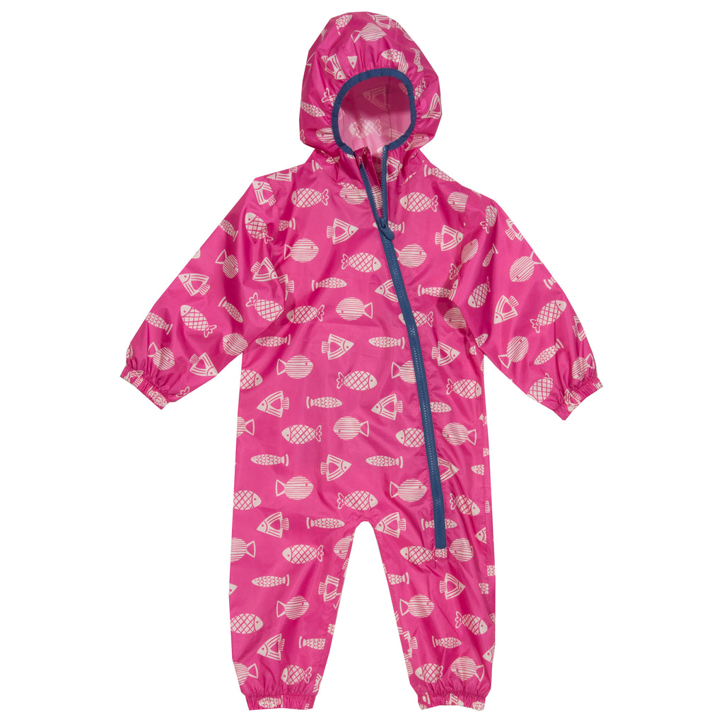 Kite Puddlepack Suit Pink