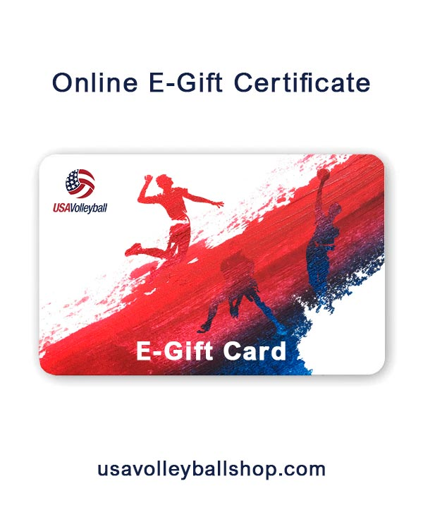 USAVolleyballShop Online Gift Card