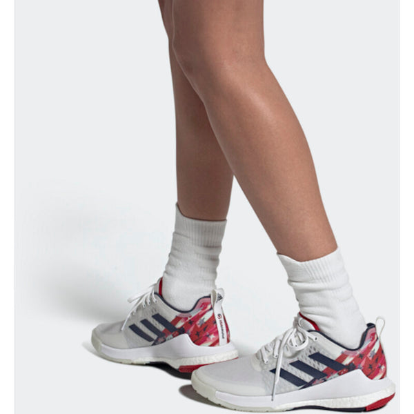 USA Volleyball Adidas Crazyflight USAV Edition Volleyball Shoe