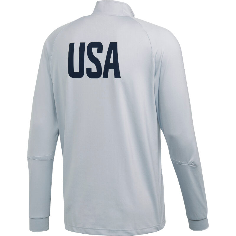 USA Volleyball Adidas Quarter Zip