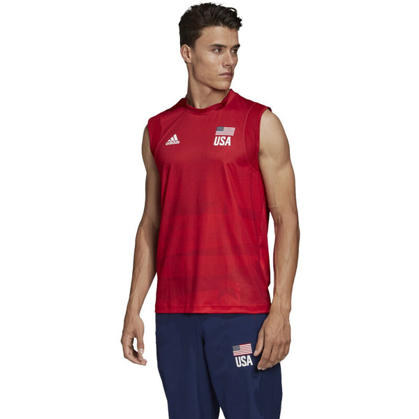 USA Volleyball Adidas Primeblue Jersey