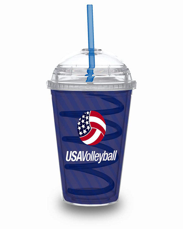 USA Volleyball 12Oz Kid Tumbler