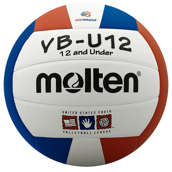 USA Volleyball Molten Official VBU12 Light Volleyball