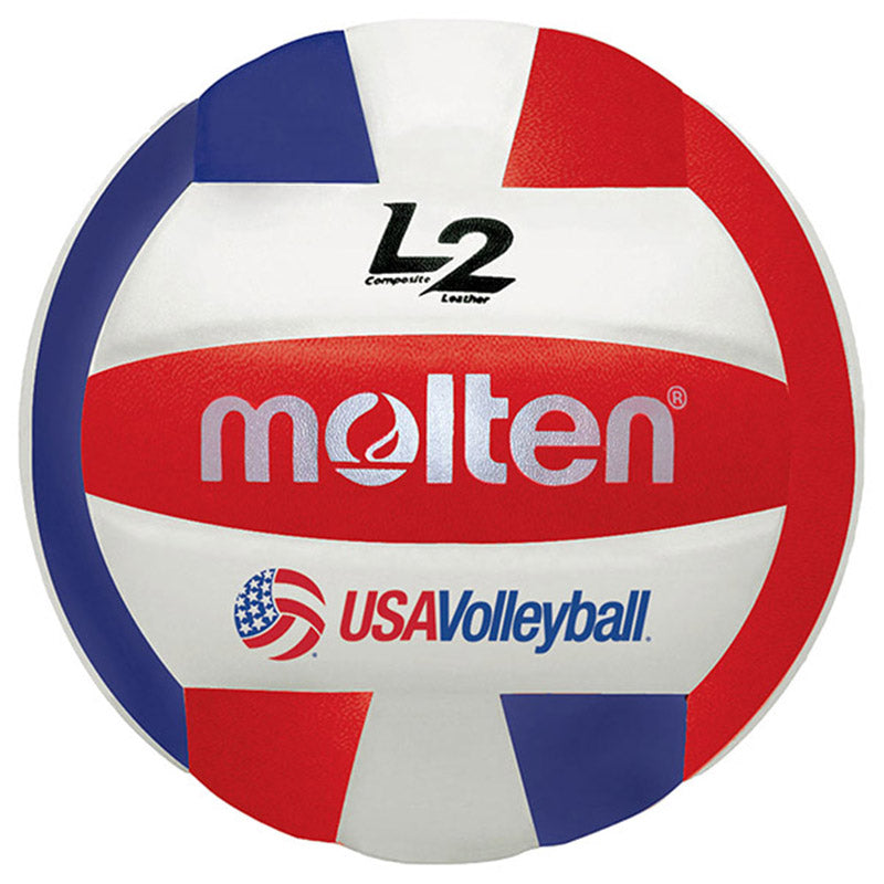 USA Volleyball Molten Official L2 Volleyball