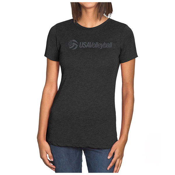 USA Volleyball Tonal Secondary Women's T-Shirt