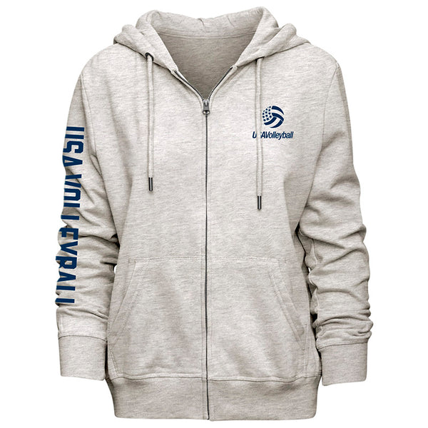 USA Volleyball Classic Full-Zip Hoodie