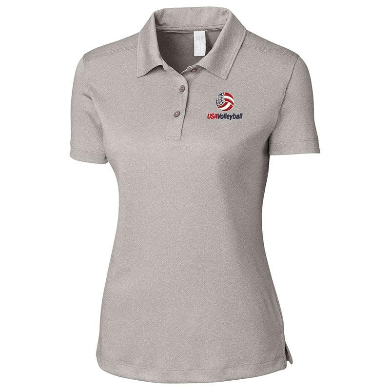 USA Volleyball Charge Active Lady Polo