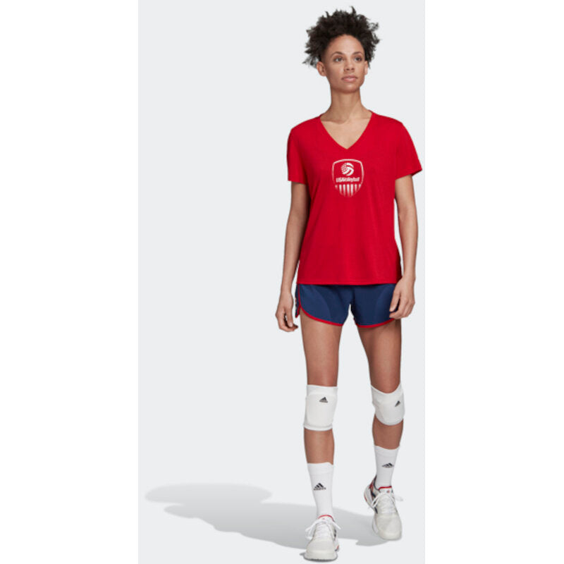 USA Volleyball Adidas Shorts