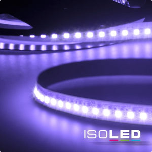 LED HEQ HIGHPOWER RGB-FLEXBAND, 24V, 28,8W, IP20, 5 Meter Rolle