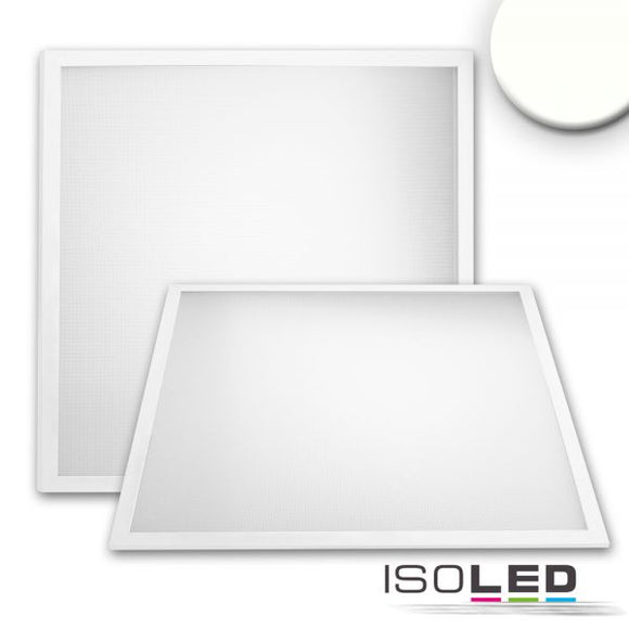 LED PANEL PROFESSIONAL LINE 625 UGR<19 8H, 36W, RAHMEN WEISS RAL 9016, NEUTRALWEISS, DIMMBAR