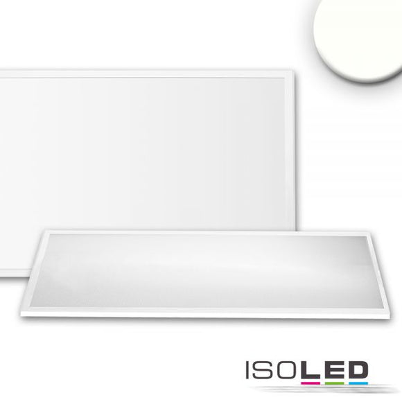 LED PANEL PROFESSIONAL LINE 1200 UGR<19 8H, 36W, RAHMEN WEISS RAL 9016, NEUTRALWEISS, PUSH/DALI DIMMBA
