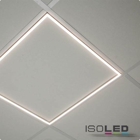LED PANEL FRAME 620, 40W, NEUTRALWEISS, KNX DIMMBAR